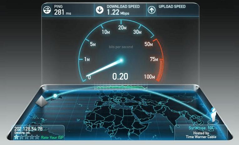Cách kiểm tra tốc độ mạng Internet Viettel, VNPT, FPT, bằng Speedtest.net