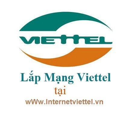 Lắp mạng cáp quang internet Viettel
