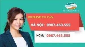 Tổng đài tư vấn lắp mạng viettel tại Hà Nội